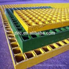 Fiberglass Molded Grating grp mesh walkway grating