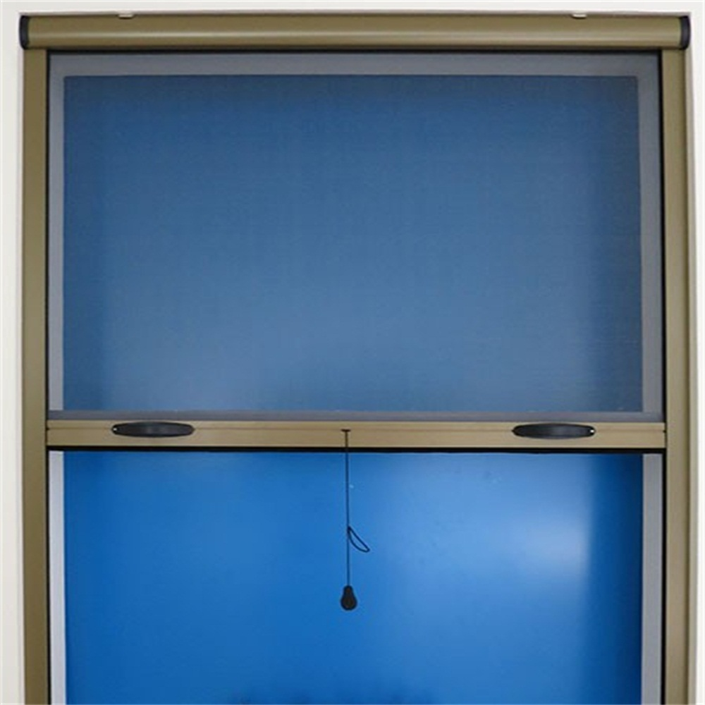 Top Hung Window with Invisible Screen