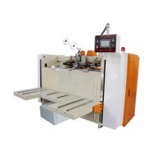 Semi Automatic corrugated paper box stitching machine cardboard box stapler