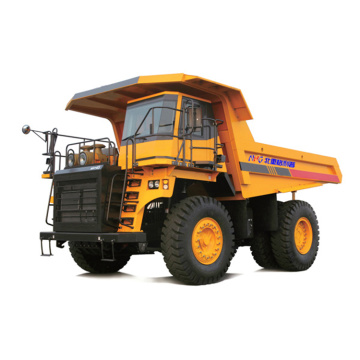Camion à benne basculante utilisé pour le tunnel de la mine