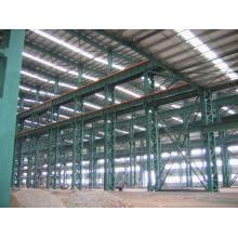 Große Spannweite Stahlkonstruktion Workshop Gebäude (KXD-SSB1266)