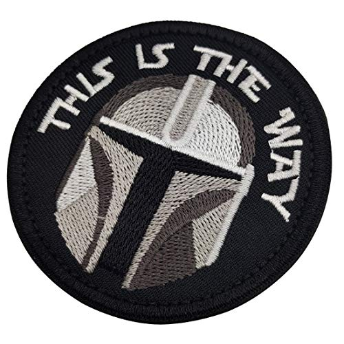 Backing Tactical Embroidery Patch