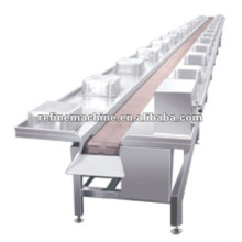 Kimchi Wiping Material Conveying Equipment/kimchi machine