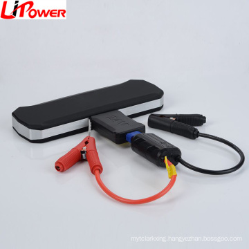 China Supplier Power Supply Car Jump Start Kit 24V 19200mAh Auto Jump Starter Booster Pack
