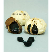 black garlic blood lipid adjusting and blood sugar adjusting