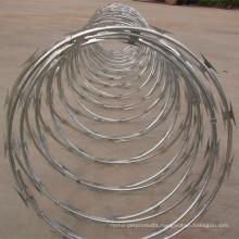 Galvanized Razor Wire/Razor Barbed Wire/ Razor Wire Fencing