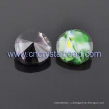 14 мм китайский Lampwork кристалл бусина