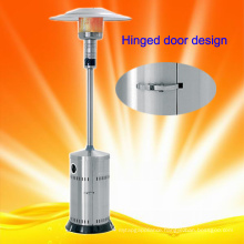 Stainless Steel Outdoor Patio Heater with CE Aga Certificates