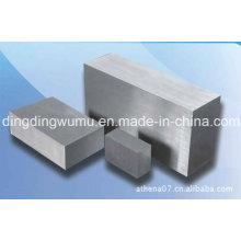 Plaque en alliage de molybdène Tzm pour moule métallique