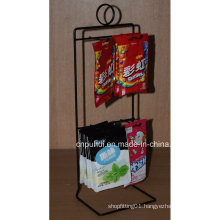 Wire Counter Candies Display Rack (PHY1070F)