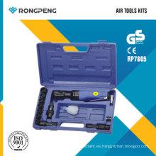 Juegos de herramientas neumáticas Rongpeng RP7805