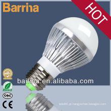 alta qualidade baixo preço globle 3W LED Lâmpada