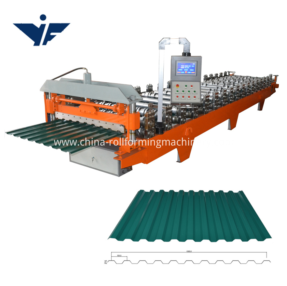 Yufa Roll Forming Machine