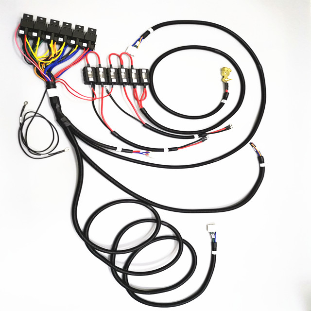 Relay Wire Harness