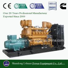 Wechselstrom dreiphasig mit Energie 1MW zu 5MW Dieselgenerator