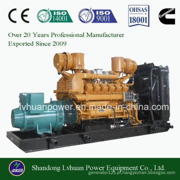 CA trifásica com gerador diesel do poder 1MW a 5MW