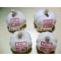 Nova colheita chinesa alho branco puro