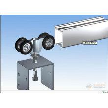 Sistema de seguimiento de estampado y ensamblaje de metal OEM para uso con puerta corredera