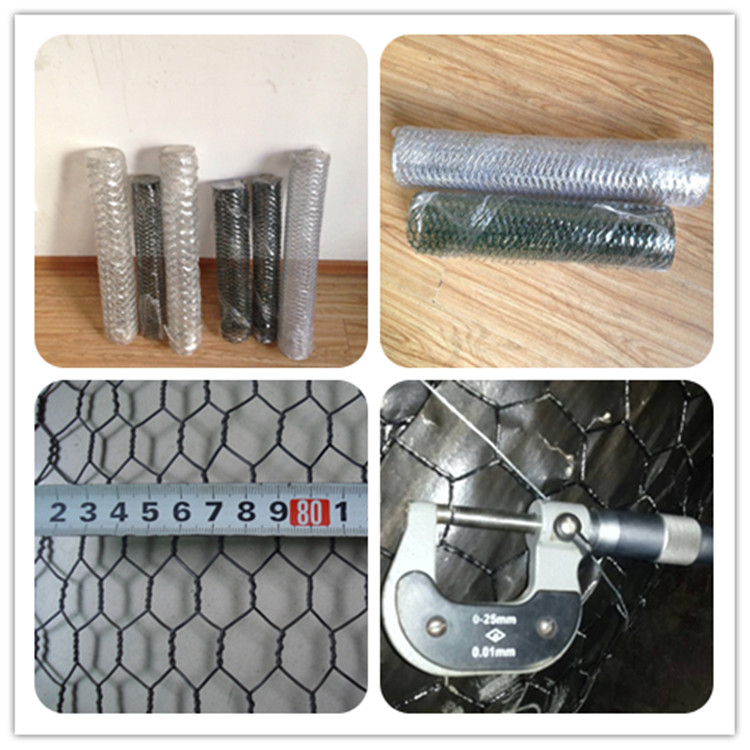 chicken wire fencing samples