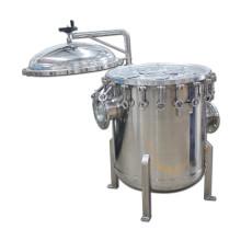 Filtro de caixa de alta temperatura de aço inoxidável