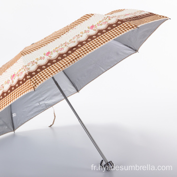 Mini Parasol Pliable Travel 3