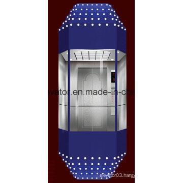 Good Machine Roomless Panoramic Elevator (JQ-A022)