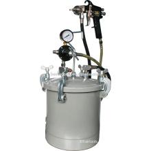 XR62A11 pneumatic tools of 10L air pressure paint tank