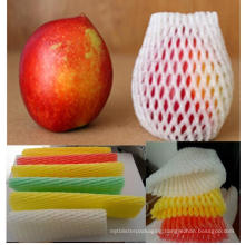 FDA Approval PE Foam Plastic Protective Tubular Netting Fruit Packaging