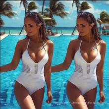 Пользовательские Женщины Пляж Носить Зрелые Бикини Купальник Один Кусок Купальники