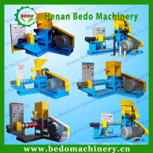 China aquatic feed processing extruder machine,extruder for floating fish feed with CE 008618137673245