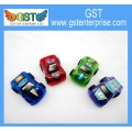 Plastic Power Racer Pullbacks Cars