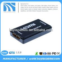 Alta velocidade Sinal original HDMI Repetidor amplificador Extensor