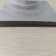 Extrusión de tubo de aluminio ancho 3102 para CAC