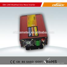 1200W modificado el inversor de potencia de onda sinusoidal
