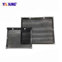 Grilling and Baking Bag for Charcoal Gas Electric Grills Large size Non Stick BBQ Grill Mesh Bag