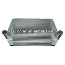 Rohr-Luft-Luft-Ladeluftkühler für Rennwagen