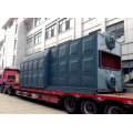 SZS Series Condensing Gas / oil Fired Steam Boiler