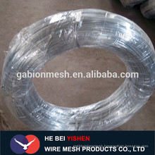 9 guage electro galvanized wire with 20kg package