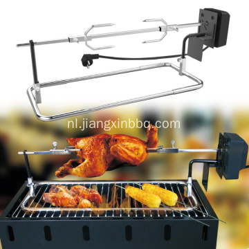Universal Grill Top BBQ Rotisserie Spit