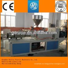 Línea de producción de tubería PPR