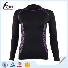 High Quality Body Shape Lady Tops for Fitness Wear