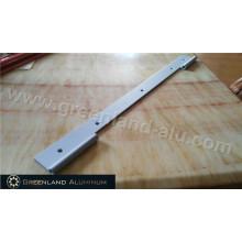 Aluminium Scharnierprofil für die Tür