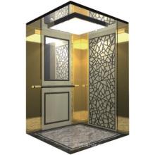 Passenger Elevator Lift Mirror Etched Mr & Mrl Aksen Hl-X-018