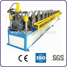 Passed CE and ISO Automatic PLC Control YTSING-YD-000370 Ridge Cap of Roofing Tile Roll Forming Machine