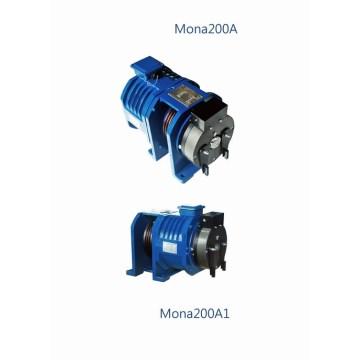 Máquina de tração gearless MONA200A & A1