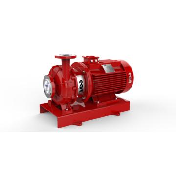 Horizontal Cut Line (constant voltage) Fire Fighting Pump