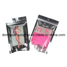 Plastic Underwear Bag/Underwear Packing Bag/Zipper Underwear Bag