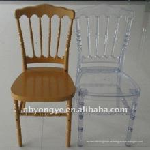 Banquete resina napoleón silla