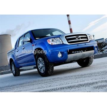 Made in China Manual Gear Box 4X4 Diesel Pickup