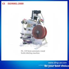 Halbautomatische Rundflaschen-Etikettiermaschine (FH-120)